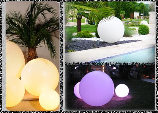 spheres lumineuses cr 043 incitavert distributeur de. Black Bedroom Furniture Sets. Home Design Ideas